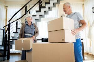 Evergreen Senior Living | Seniors moving