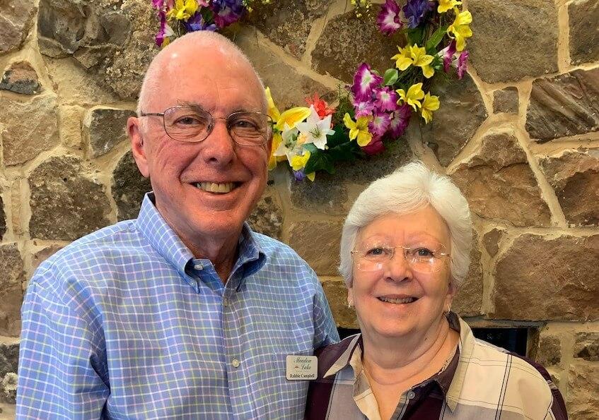 ER Senior Management | Residents Robbie and Sara Campbell